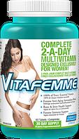 Allmax Vitafemme 2-a-day 60 tabs, фото 1