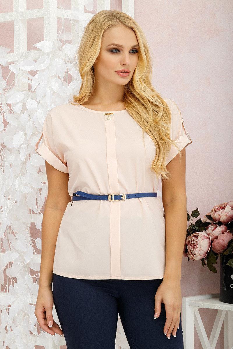 Красивая блуза ботал с 50 по 60 размер
