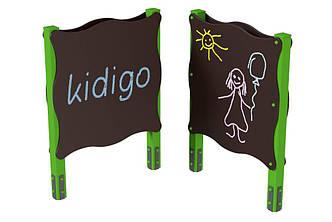 Доска для рисования двусторонняя Kidigo (126083)