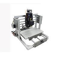 24x17cm Mini DIY CNC Лазер Фрезерный станок с ЧПУ Набор USB Настольный гравировальный станок по металлу PCB Фрезерный станок - 1TopShop