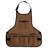 Heavy Duty Work Shop Apron Инструмент Органайзер Фартуки Инструмент Магазин Органайзер с несколькими карманами -1TopShop