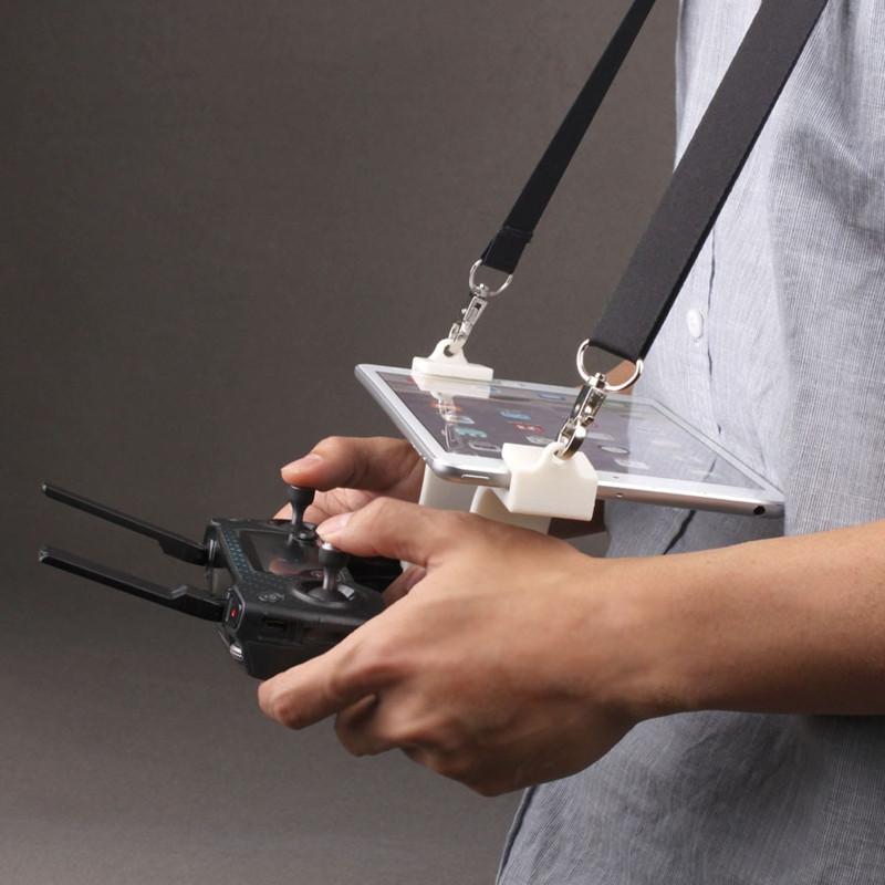 3D Printed 7.9 9.7 дюймов iPad Планшетный кронштейн Держатель держателя FPV для DJI MAVIC PRO - 1TopShop