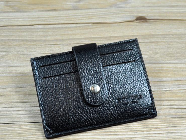 Обкладинка для документів гаманець візитниця BOWEISI Classic