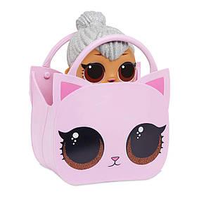Кукла ЛОЛ Сюрприз Малышка Китти Королева S2 L.O.L. Surprise! Ooh La La Baby Lil Kitty Queen, фото 2