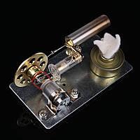 Горячий воздух Стирлинг Двигатель Модель Научная коллекция подарков для игрушек - 1TopShop