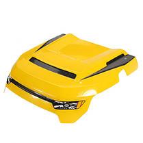 HBX 1/6 T6 TS072Y кузов Желтого переднее стекло Щит RC автомобили Запчасть - 1TopShop, фото 3