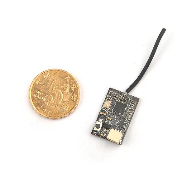FS82 MICRO 2.4G 8CH Flysky Совместимый приемник с PPM I-Bus выход - 1TopShop