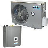 Инверторный тепловой насос воздух-вода Tebas Split-20 (сплит-система) – 5,12 кВт