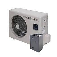 Тепловой насос Microwell HP 900 Split Omega (сплит-система) - 9,1 кВт