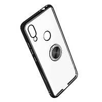 BakeeyRingHolderЦветноеПокрытиеЖесткий ПК Защитный Чехол Для Xiaomi Redmi 7/Redmi Y3 - 1TopShop