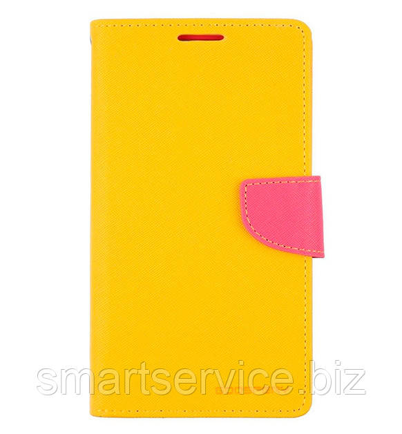 Чехол-книжка Mercury Goospery Fancy Diary Case для LG G Pro2 F350 / D837 / D838