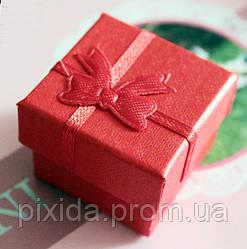 Коробочка подарочная 4х4х3.1 шт 2 цвета на выбор