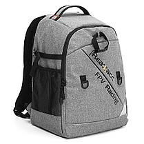 Realacc Рюкзак Чехол с разъемом Водонепроницаемыая сумка для передатчика для РУ Дрона FPV - 1TopShop, фото 2
