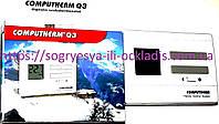 Программатор недельный проводной СOMPUTHERM Q3 (фир.уп, EU) контроль и поддерж.темпер.воздуха, к.з.0552/1