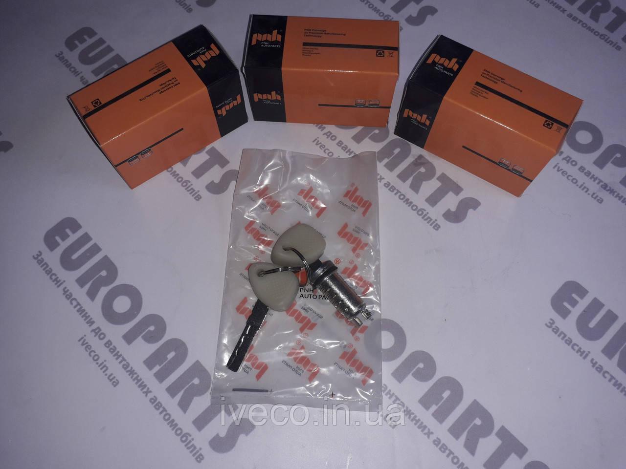 Личинка замка двери с ключами Iveco Stralis Trakker Eurocargo Ивеко 2992664 замок двери  серцевина ручки двери