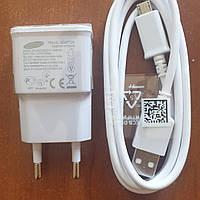 Зарядка для телефона  USB 5V 2A + кабель USB - micro USB, 0.9 м