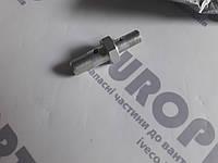 98469450 Перепускной клапан топливный 500369388 Ивеко Iveco Eurocargo Trakker Eurotech Eurostar , фото 1
