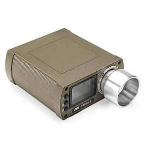 Хронограф E9800-Х прибор для измерения скорость и силу пневматического оружия, страйкбольных приводов Airsoft