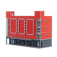 1: 150 Шкала Торговый центр Здание магазина Модель Художественный театр Небоскреб Собрать игрушки - 1TopShop