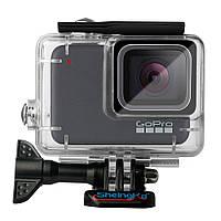 Защитный Водонепроницаемы Чехол Дайвинг-раковина для героя Gopro 7 White / Sliver Версия FPV камера - 1TopShop
