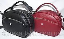 Женские прямоугольные клатчи, саквояжи 23*17 см (черный и красный)