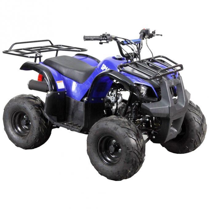 Квадроцикл SPARK SP110-3 (синий, черный)