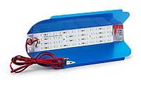 Светодиодный прожектор 12V 25Вт 6500К, на зажимах