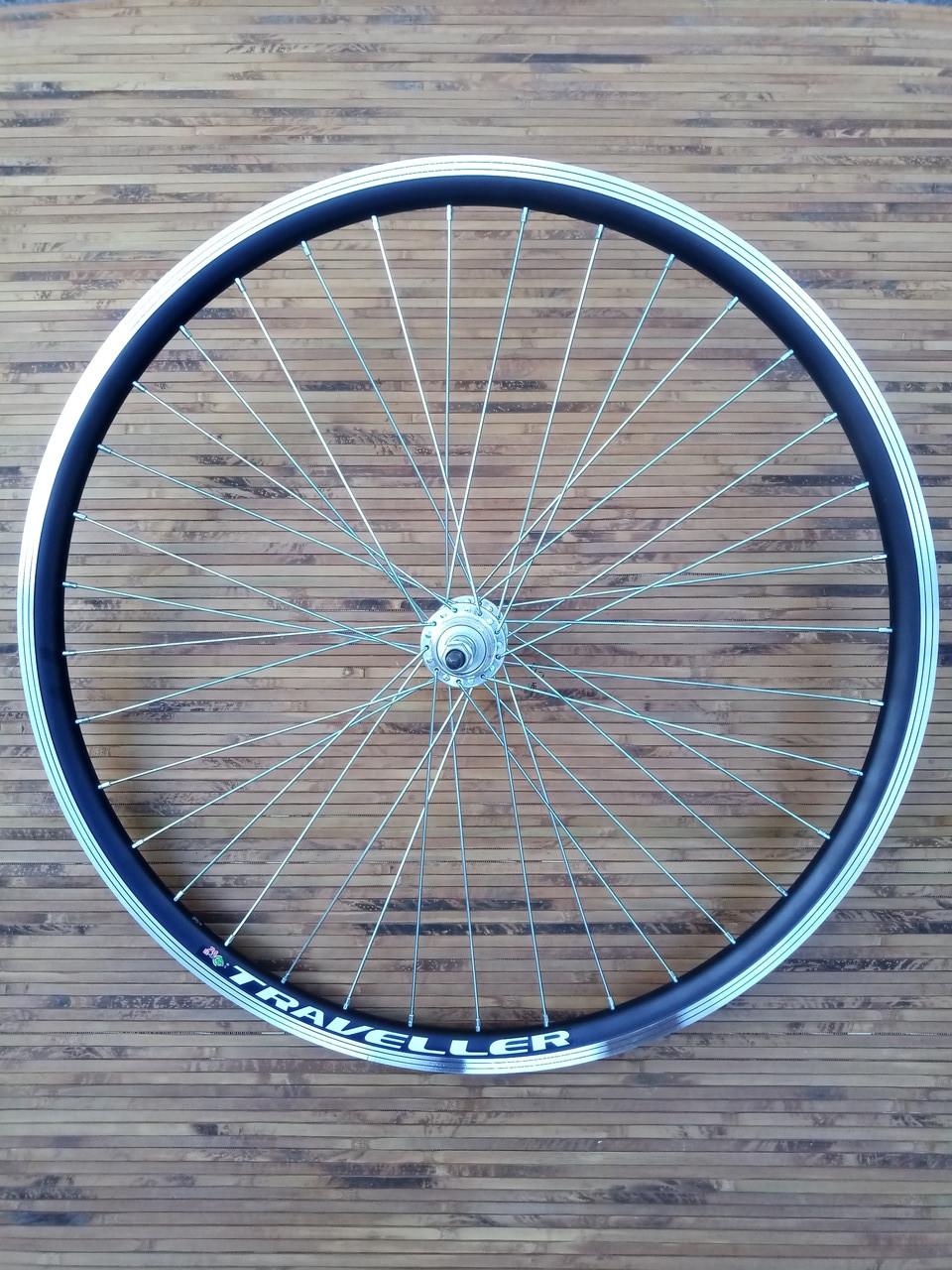 Колесо велосипедное 24 заднее под диск