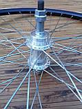 Колесо велосипедное 24 заднее под диск, фото 2