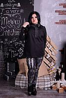 Женские джинсы больших размеров к-10mbr1061