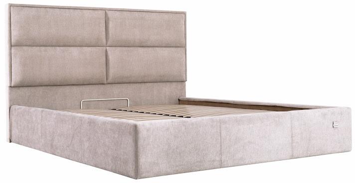 """Двуспальная кровать """"Шеффилд"""" с подъемным механизмом (без матраса) ТМ Richman"""