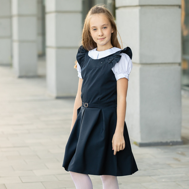 Школьные платья, сарафаны