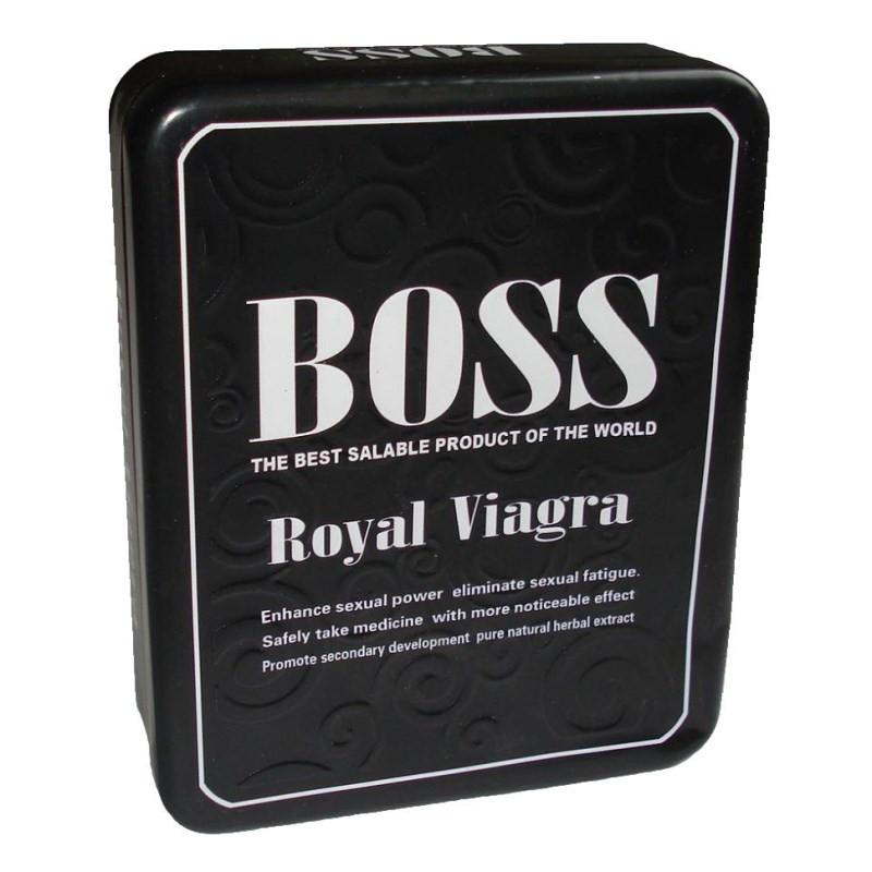 Boss Royal Бос Роял препарат для потенції (3 флакони по 10 табл) ,30 шт