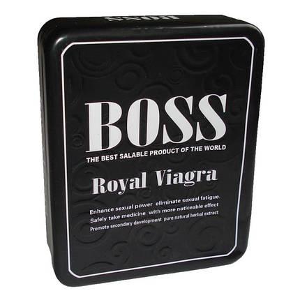 Boss Royal Бос Роял препарат для потенції (3 флакони по 10 табл) ,30 шт, фото 2