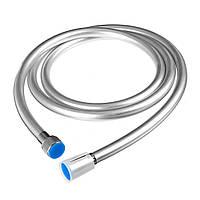 Латунная вода Шланг Трубные соединители Smooth Siver PVC Гибкий душ Шланг Сменные аксессуары - 1TopShop