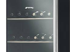 Шафа холодильна для вина Smeg SCV115-1, фото 3