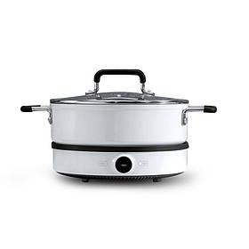 XIAMIMijiaZHIWUGJT02CMАнтипригарнаякастрюля 4L Посудомоечная машина Безопасный алюминиевый суп для приготовления пищи на индукционной плите -