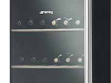 Шафа холодильна для вина Smeg SCV115S-1, фото 3