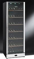 Шафа холодильна для вина Smeg SCV115S-1, фото 2