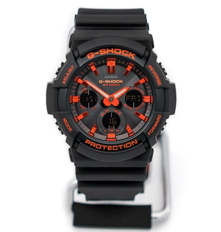 Часы Casio G-Shock GAS-100BR-1A