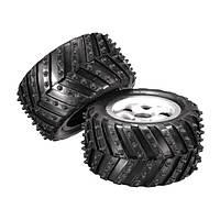 Pxtoys 1/18 RC 4.5cm грузовик hj209131 RC шины для легковых автомобилей в диаметре px9300-21 RC автомобильных запчастей - 1TopShop
