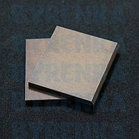 Лопатки текстолитовые 50х45х5 (КОМПЛЕКТ 2шт) (масляный насос)