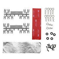 Killerbody Universal Болт / Зажимы для кузова / уплотнительное кольцо / LED Пробка / алюминиевая лента для всех деталей RC Авто - 1TopShop
