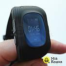 Smart Baby Watch Q50 - детские умные часы с GPS черные, фото 3