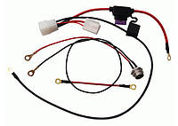 Проводка полный набор для подкл.к ЗУ-36V и Контролеру.