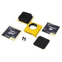 Caddx CM08 камера Защитный Чехол Комплект для Turbo Micro S2 / SDR2 Plus Желтый / Зеленый / Черный - 1TopShop