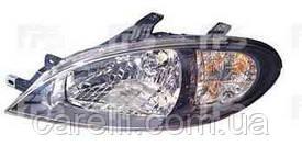 Фара передняя для Chevrolet Lacetti '03- левая (DEPO) под электрокорректор хетчбек
