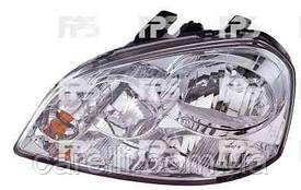 Фара передняя для Chevrolet Lacetti '03- левая (DEPO) под электрокорректор