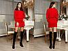 Ангорвое платье на запах свободного кроя 31mpl2206