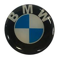"""Попсокет PopSocket 3D 3D """"BMW"""" №31 - Держатель для телефона Поп Сокет в блистере с липучкой 3М"""